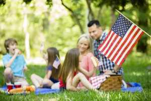 Family to the United States