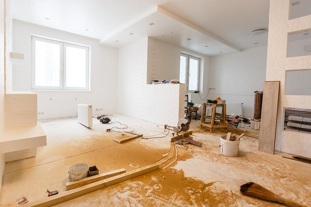 Renovating Houses